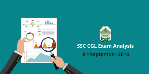 8t sept ssc cgl exam analysis, review