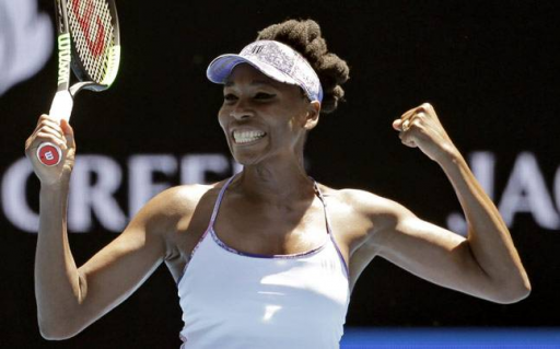 Venus Williams becomes oldest Grand Slam Semi-finalist in Australian Open
