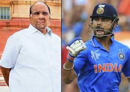 Pawar and Kohli among others to receive Padma Awards
