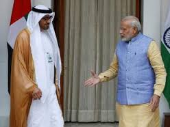 India, UAE ink 14 pacts in key areas